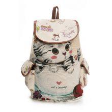 Lovely Canvas School Backpacks